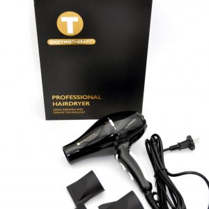 Secador Professional Hair Dryer Belma Kosmetik 2400W