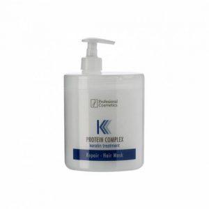 Mascarilla Protein Complex Cabello Seco o Dañado Professional Cosmetic 500 ML