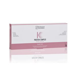 Ampollas Loción Keratin Fluid Professional Cosmetic 12 x 10 ML