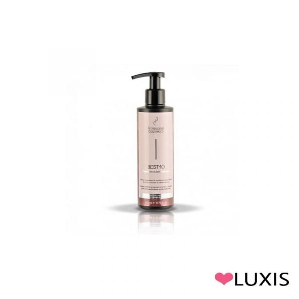 champu best 10 profesional cosmetics