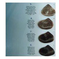 Lote Tintes Artecolor Base Profesional Cosmetic 60 ML