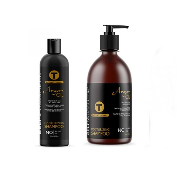 champu argan oil belma kosmetik