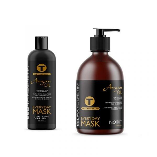 mascarilla argan oil belma kosmetik